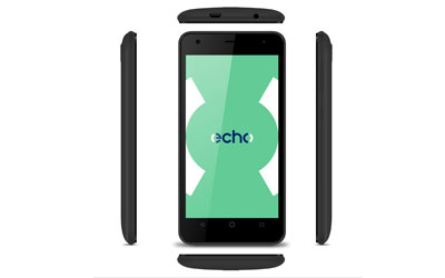 echo volt noir mobile smartphone echo sur. Black Bedroom Furniture Sets. Home Design Ideas