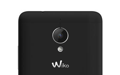 wiko tommy 2 plus noir tommy2 plus black achat smartphone t l phone portable wiko pour. Black Bedroom Furniture Sets. Home Design Ideas