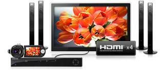 4 HDMI