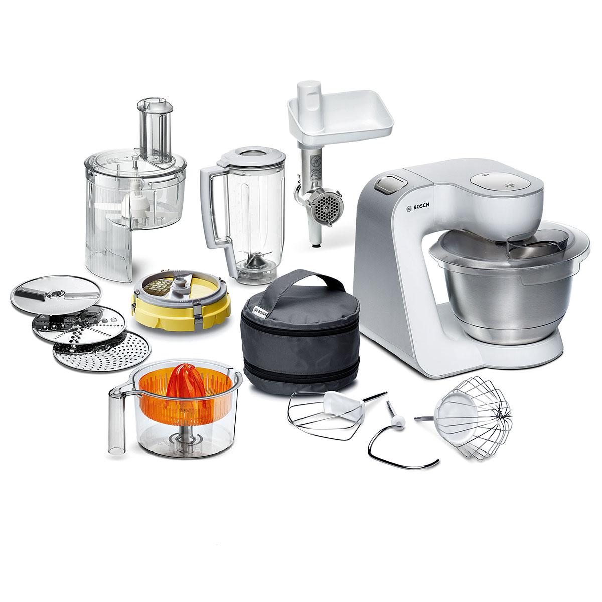 Guide choisir son robot de cuisine sur - Robot professionnel cuisine ...