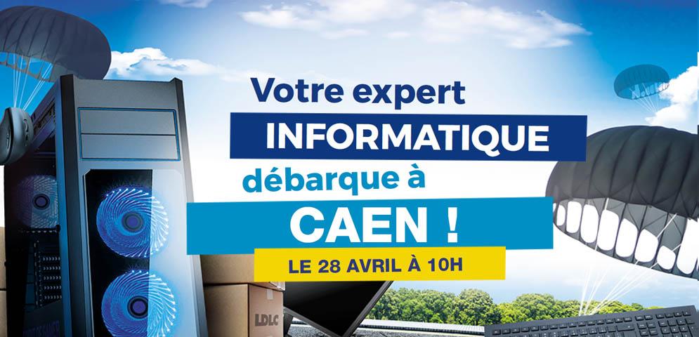 Boutique de matériel et réparation informatique LDLC Caen