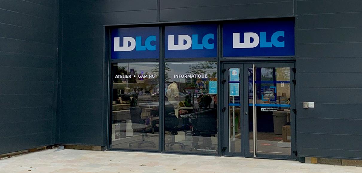 Boutique de matériel et réparation informatique LDLC Chartres