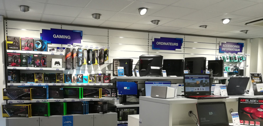 Magasin informatique Nice Grimaldi