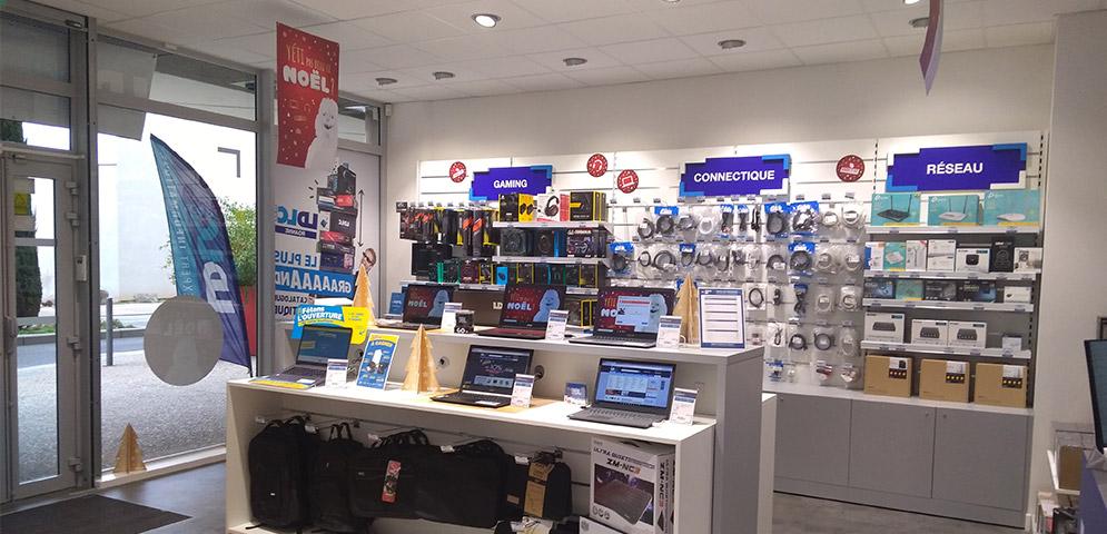 Boutique de matériel et réparation informatique LDLC Roanne