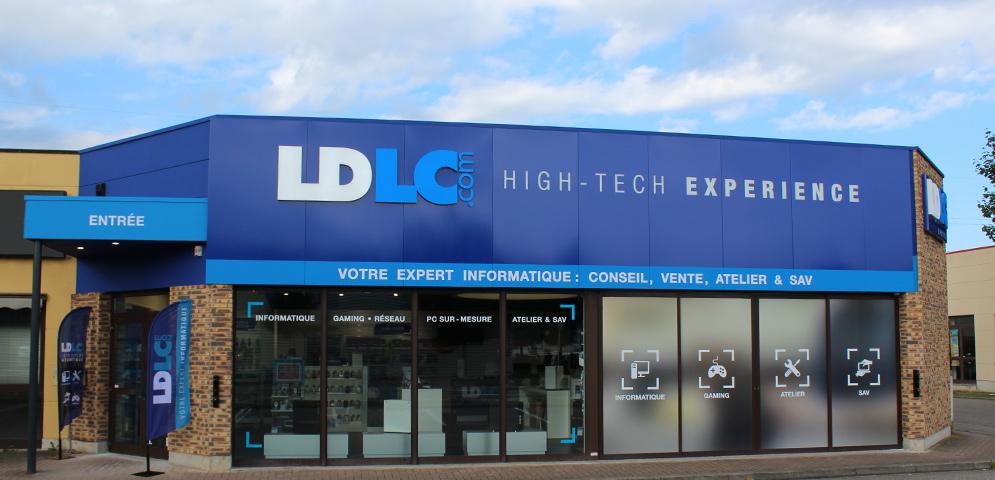 Boutique de matériel et réparation informatique LDLC GEISPOLSHEIM