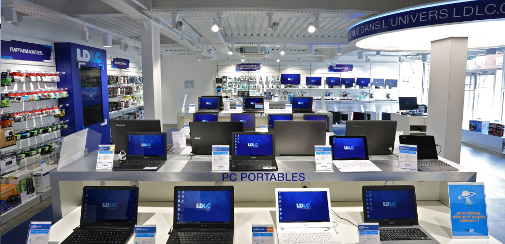 Magasin informatique AUBIERE