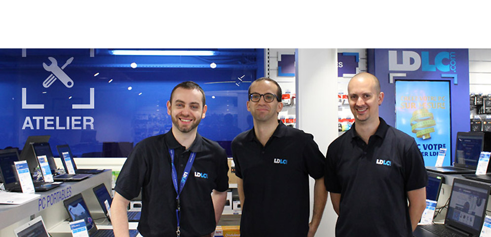 boutique ldlc clermont-ferrand - magasin informatique, réparation