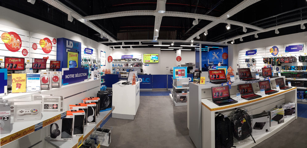 Magasin informatique Chambéry