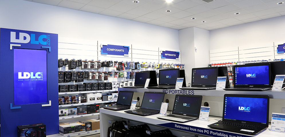 Magasin informatique Nantes Orvault