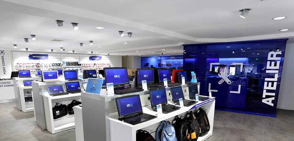 Magasin informatique PARIS
