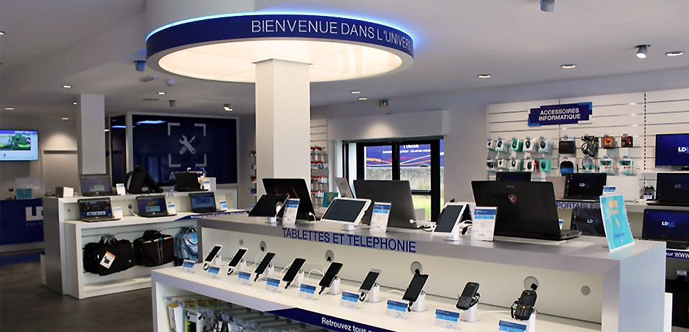 Boutique Ldlc Saint Gregoire Magasin Informatique