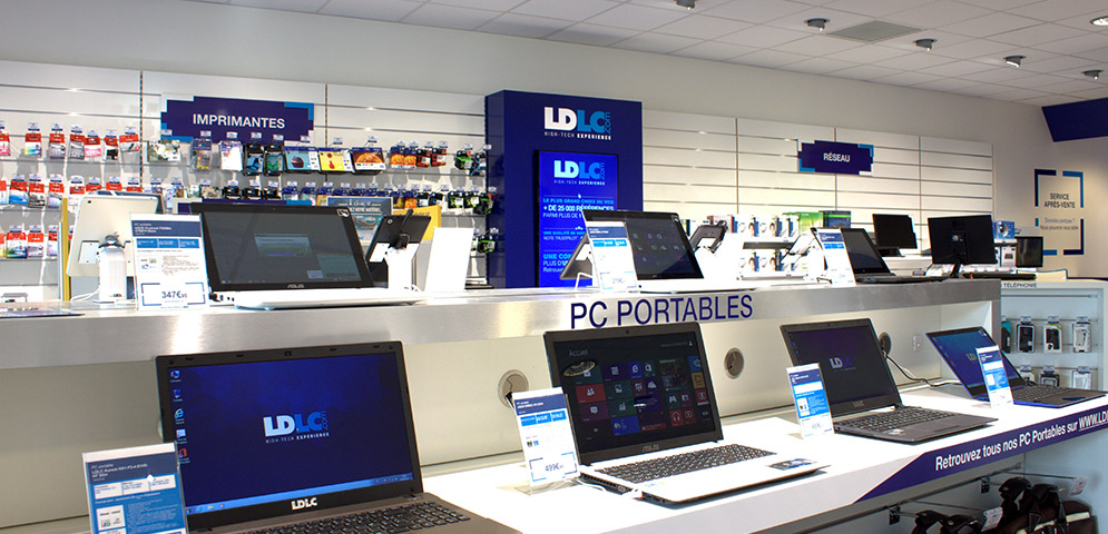 Magasin informatique ROUEN
