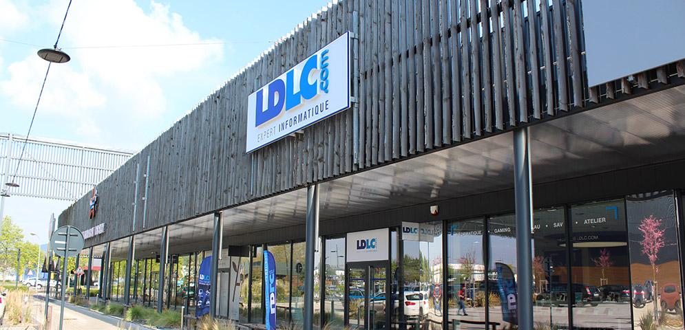 Boutique de matériel et réparation informatique LDLC Thionville
