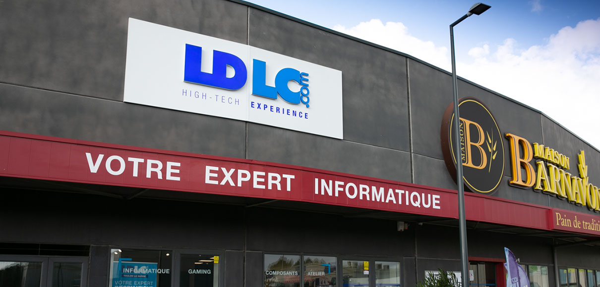 Magasin informatique Toulon La Garde
