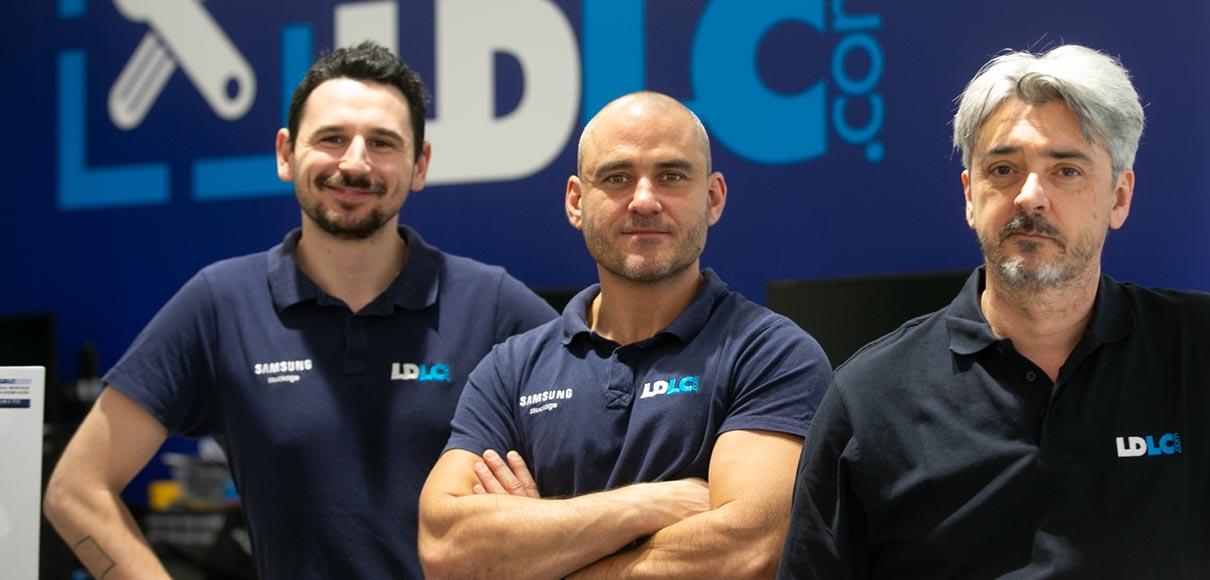 Boutique de matériel et réparation informatique LDLC Toulon La Garde