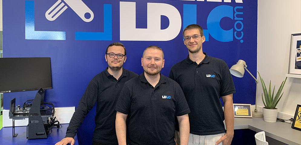 Boutique de matériel et réparation informatique LDLC Reims Cormontreuil