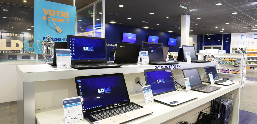 Magasin informatique Lyon