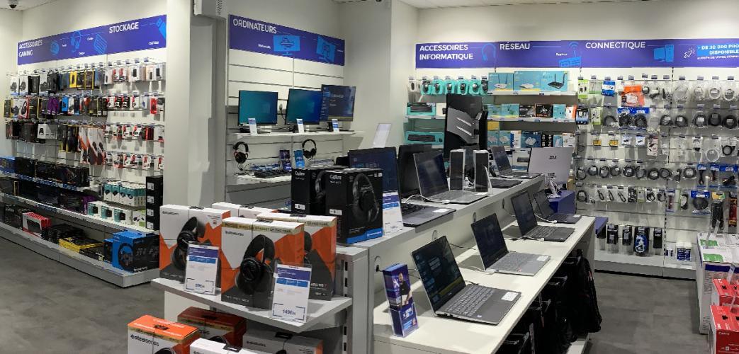 Boutique de matériel et réparation informatique LDLC Le Havre