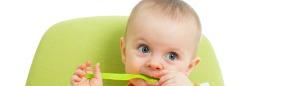 CONSEIL : bien s'équiper pour les repas de bébé