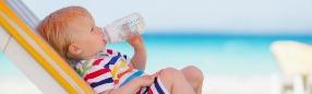 CONSEIL : préparer les premières vacances avec Bébé