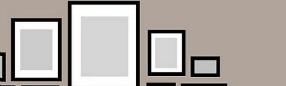 CONSEIL : tout savoir sur la disposition des cadres photo