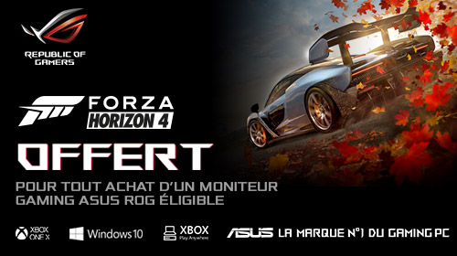 Forza 4 offert jusqu'au 27/01/19 dans la limite de 50 codes disponibles