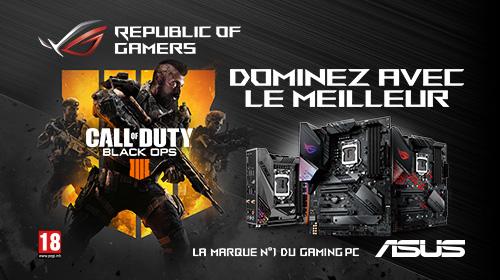 Call of Duty Black OPS 4 offert jusqu'au 09/06/2019