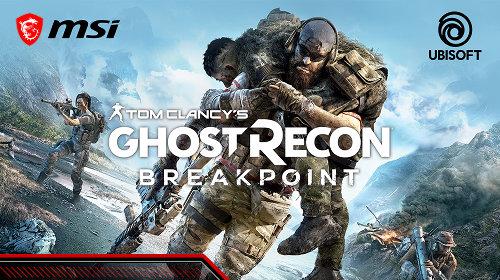 Ghost Recon Breakpoint offert jusqu'au 10/11/2019 !
