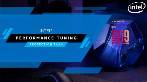 Offert : Intel Performance Tuning Protection Plan avec votre i9 9900KS