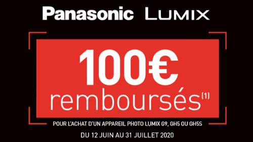 100€ remboursés jusqu'au 31/07/2020