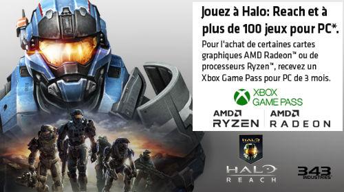 3 mois de Xbox Game Pass pour PC offerts jusqu'au 30/05/2020