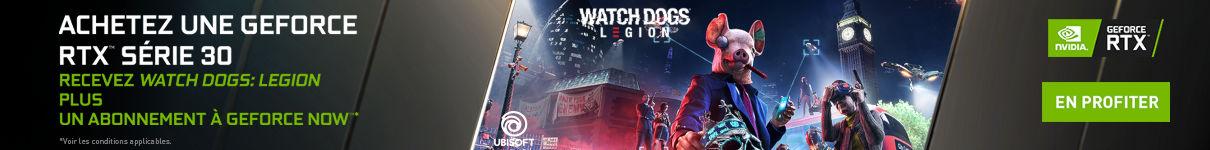 Watch Dogs : Legion offert jusqu'au 29/10/2020