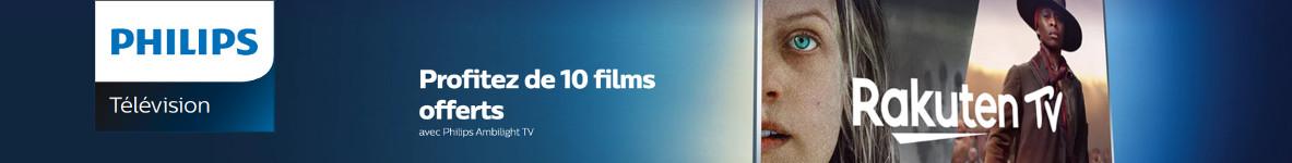 10 films offerts jusqu'au 31/01/2021
