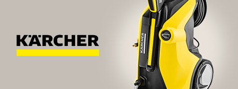 30€ remboursés pour l'achat d'un nettoyeur haute pression K7 de la gamme Full Control