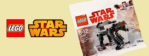 1 PolyBag LEGO® Star Wars™ offert dès 50€ d'achat sur la marque LEGO®
