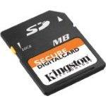 Voir la fiche produit Kingston Secure Digital 512 Mo