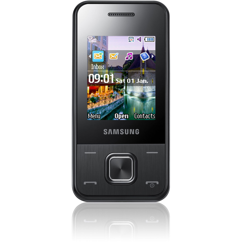 Mobile & smartphone Samsung E2330 Noir Téléphone 2G