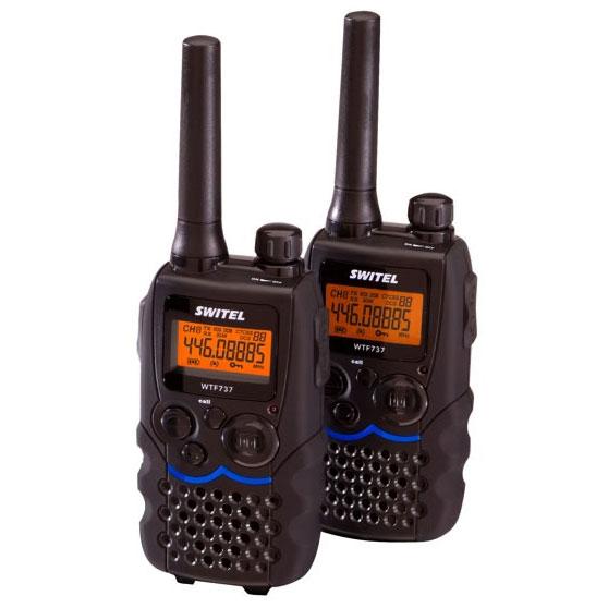 Switel wtf 737 talkie walkie switel sur - Talkie walkie longue portee montagne ...