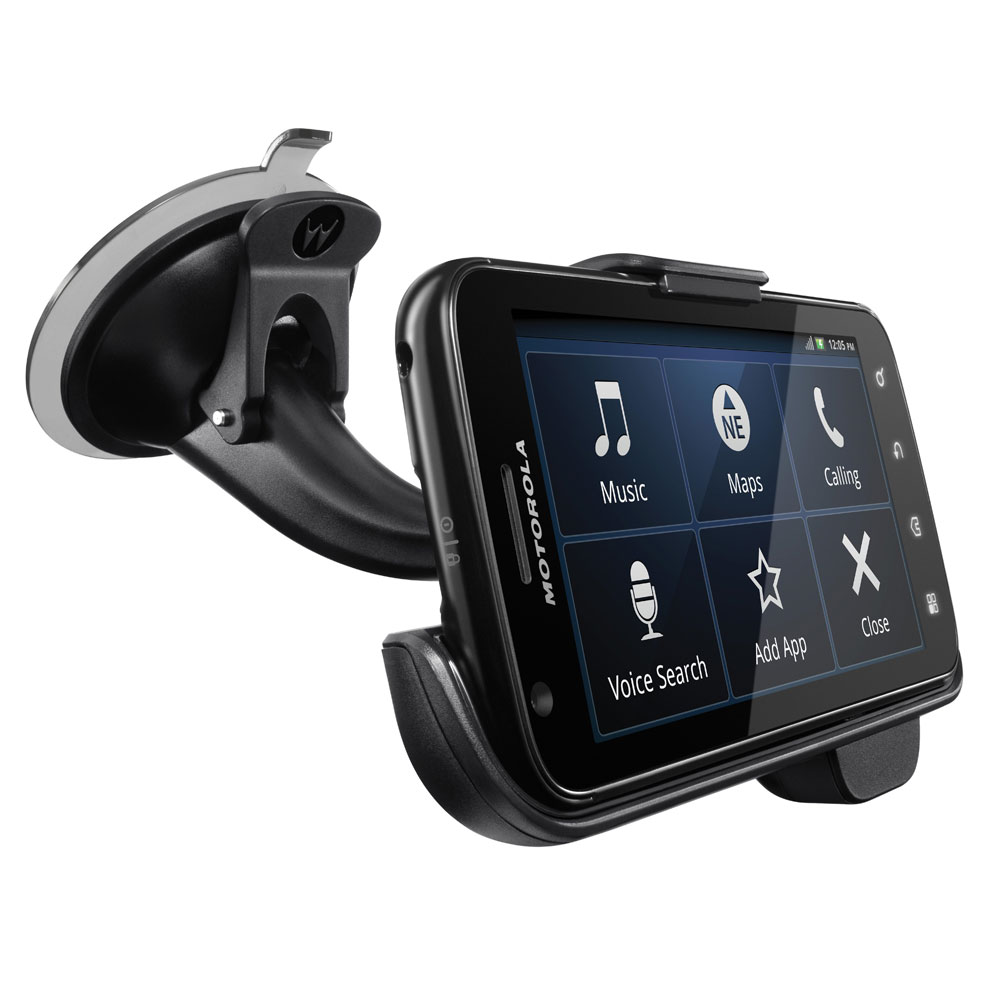 support voiture pour motorola atrix accessoires divers smartphone motorola sur