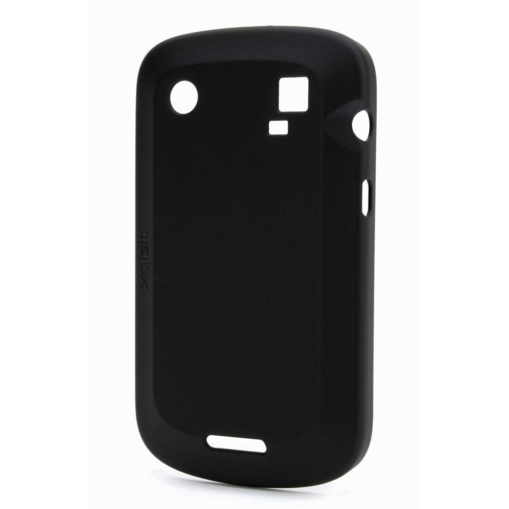 Etui téléphone xqisit Backcover Noir BlackBerry Bold Touch Coque de protection pour BlackBerry Bold Touch
