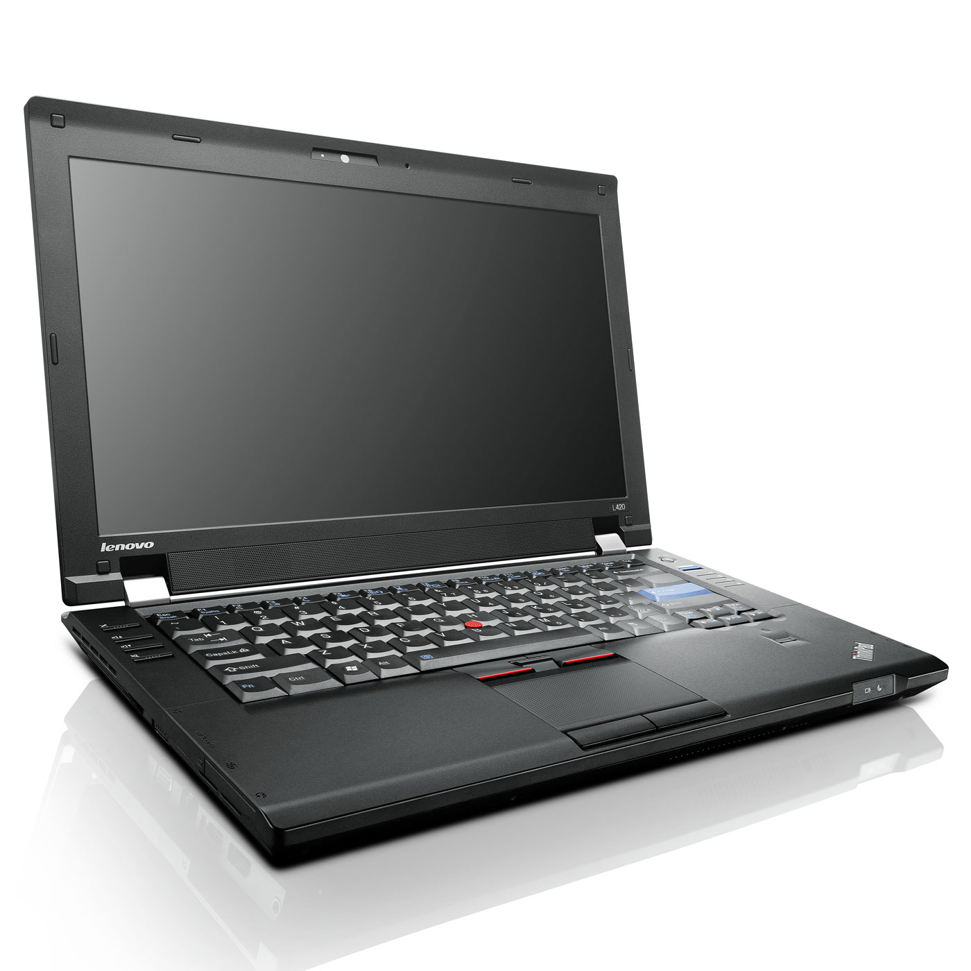 "PC portable Lenovo ThinkPad L420 (NYV4VFR) Intel Core i5-2410M 4 Go 320 Go 14"" LED Graveur DVD Wi-Fi N Webcam Windows 7 Professionnel 64 bits"