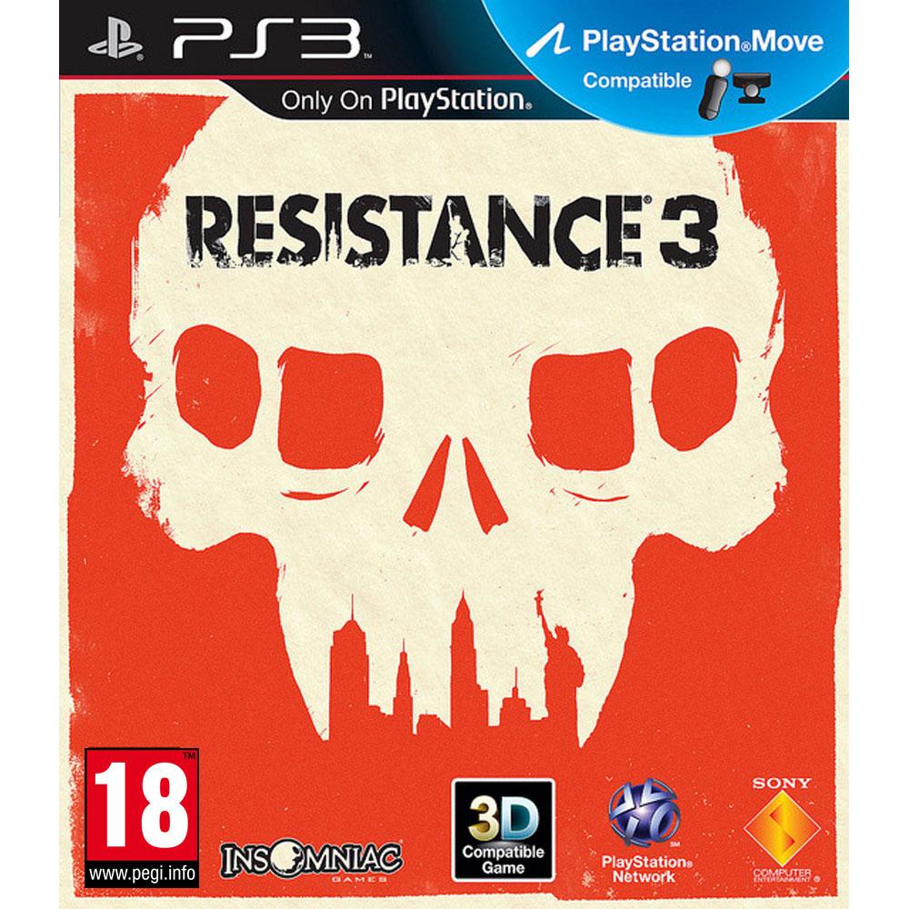 LDLC.com Resistance 3 (PS3) Resistance 3 (PS3)
