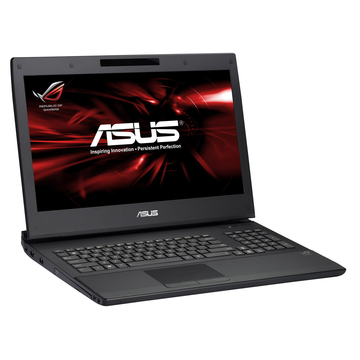 """PC portable ASUS G74SX-TZ378V Intel Core i7-2670QM 8 Go 750 Go + SSD 256 Go 17.3"""" LED NVIDIA GeForce GTX 560M Graveur DVD Wi-Fi N/BT Webcam Windows 7 Premium 64 bits (garantie constructeur 2 ans)"""
