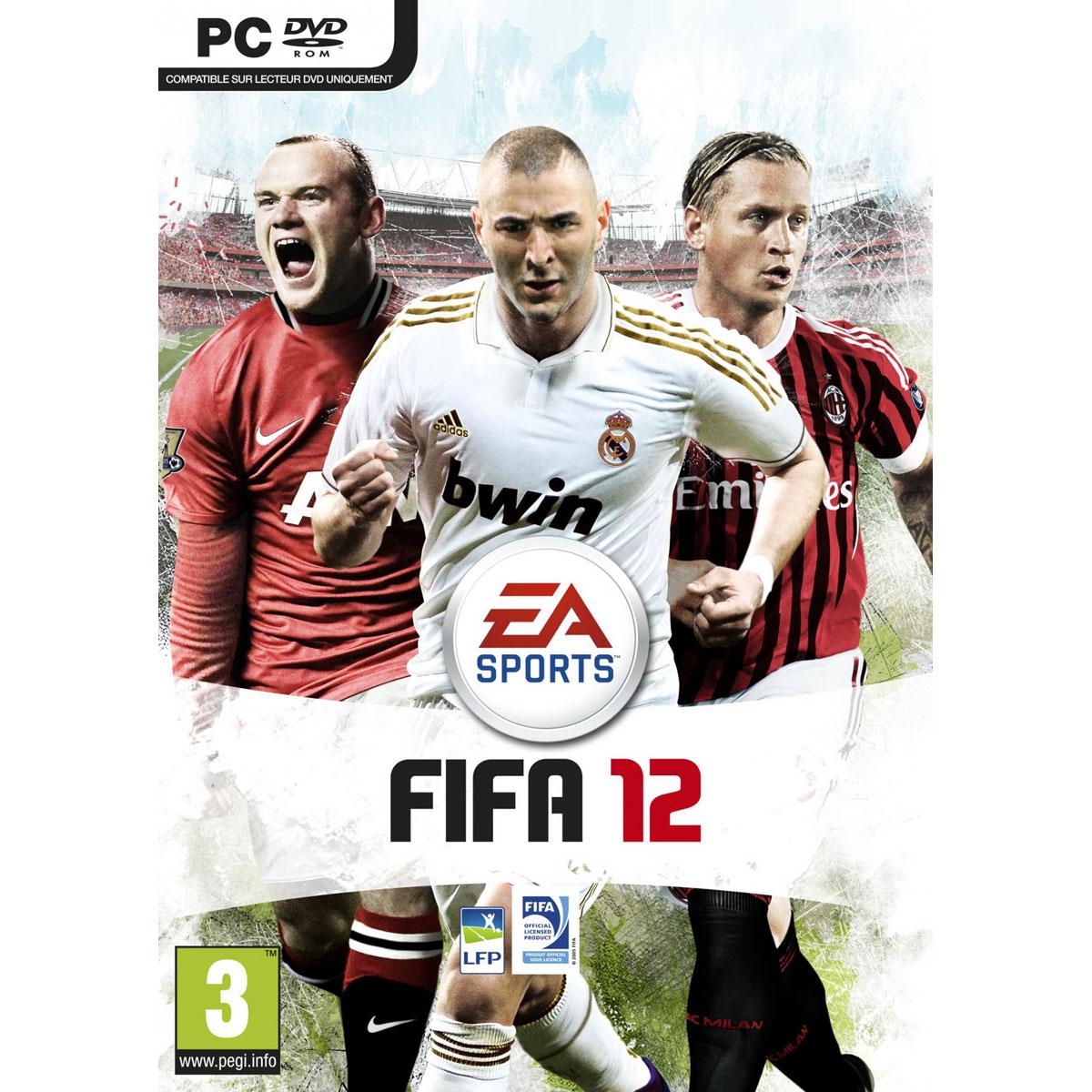 Jeux PC FIFA 12 (PC) FIFA 12 (PC)