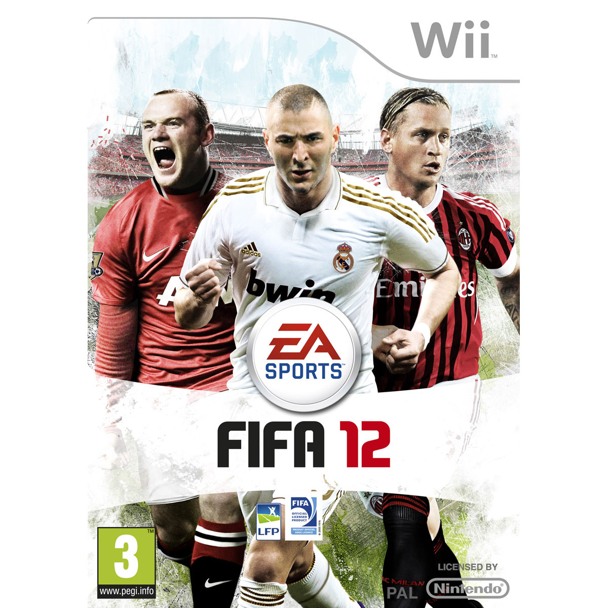 fifa 12 wii electronic arts sur. Black Bedroom Furniture Sets. Home Design Ideas