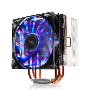Ventilateur processeur Enermax ETS-T40-VD Ventilateur processeur (pour socket Intel 775/1155/1156/1366 et AMD AM2/AM2+/AM3/AM3+)