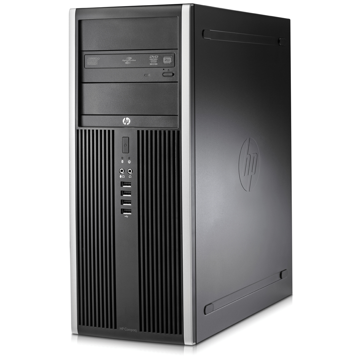 hp compaq 8200 elite xy129et pc de bureau hp sur. Black Bedroom Furniture Sets. Home Design Ideas