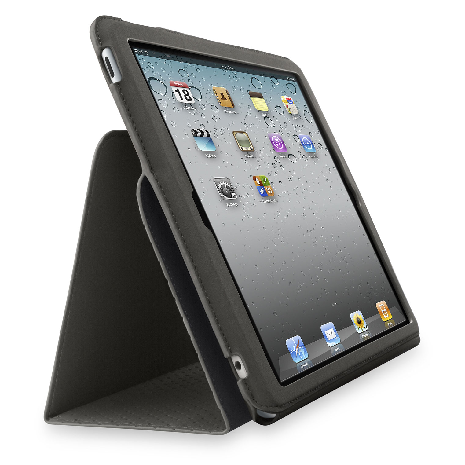 belkin slim folio pour ipad 2 etui tablette belkin sur. Black Bedroom Furniture Sets. Home Design Ideas