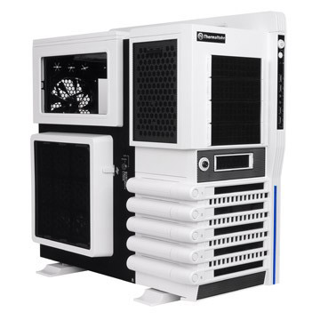 Boîtier PC Thermaltake Level 10 GT Snow Edition - VN10006W2N Blanc