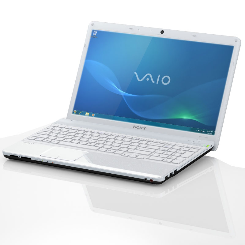 "PC portable Sony VAIO EF4E1E/WI AMD Athlon II Dual-Core P360 4 Go 320 Go 17.3"" LCD Graveur DVD Wi-Fi N Webcam Windows 7 Premium 64 bits"